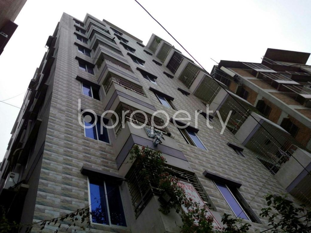 Outside view - 3 Bed Apartment for Sale in Lalmatia, Dhaka - 1819734