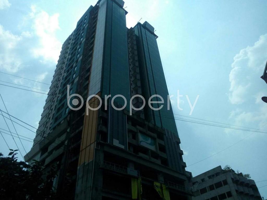Outside view - Office for Sale in Motijheel, Dhaka - 1819861