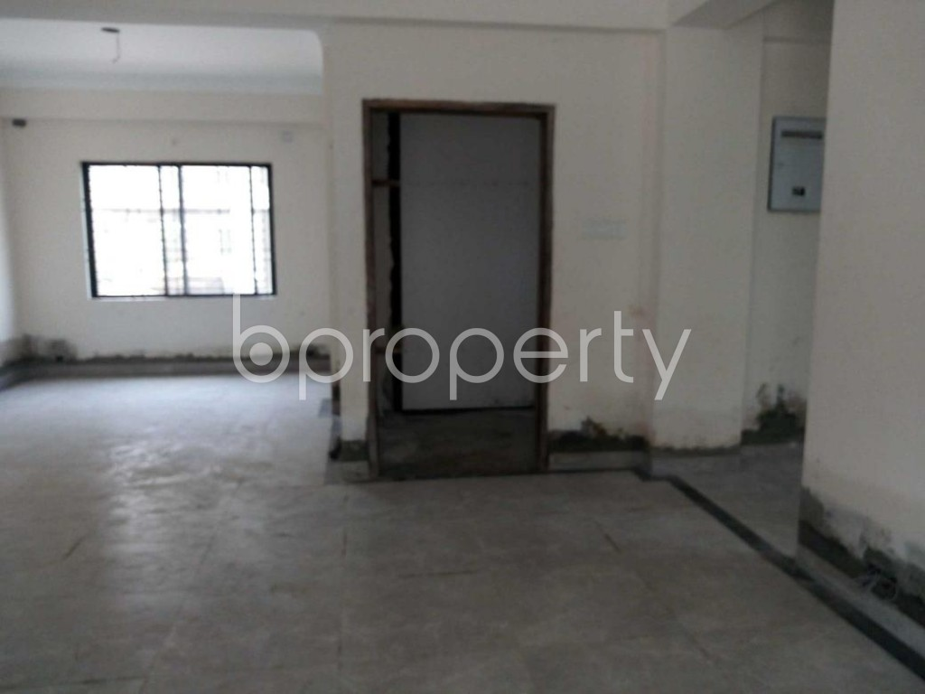 Dining area - 3 Bed Apartment for Sale in Uttara, Dhaka - 1820239