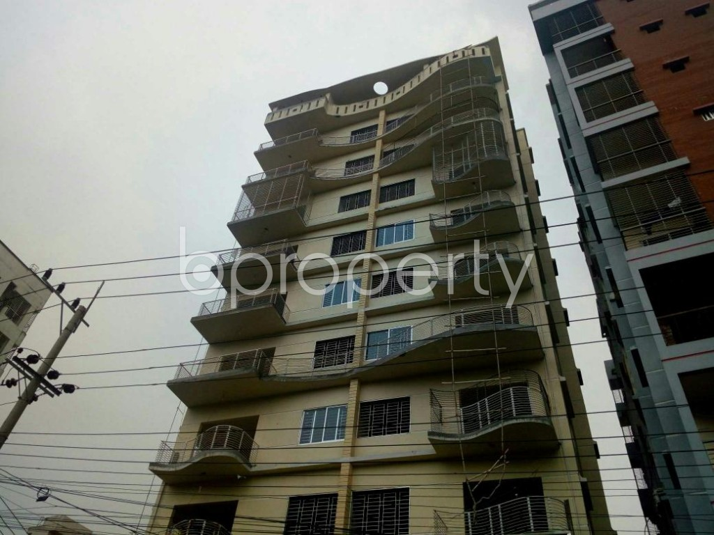 Front view - 3 Bed Apartment for Sale in East Nasirabad, Chattogram - 1820443