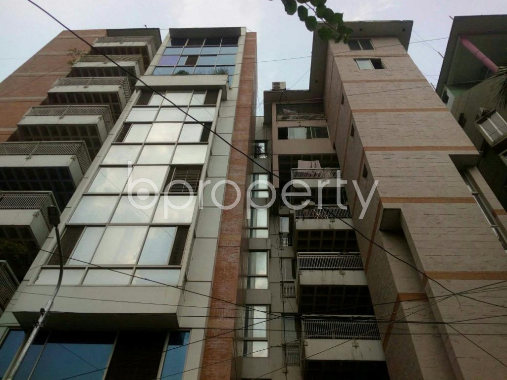 Front view - 3 Bed Apartment for Sale in Muradpur, Chattogram - 1820469