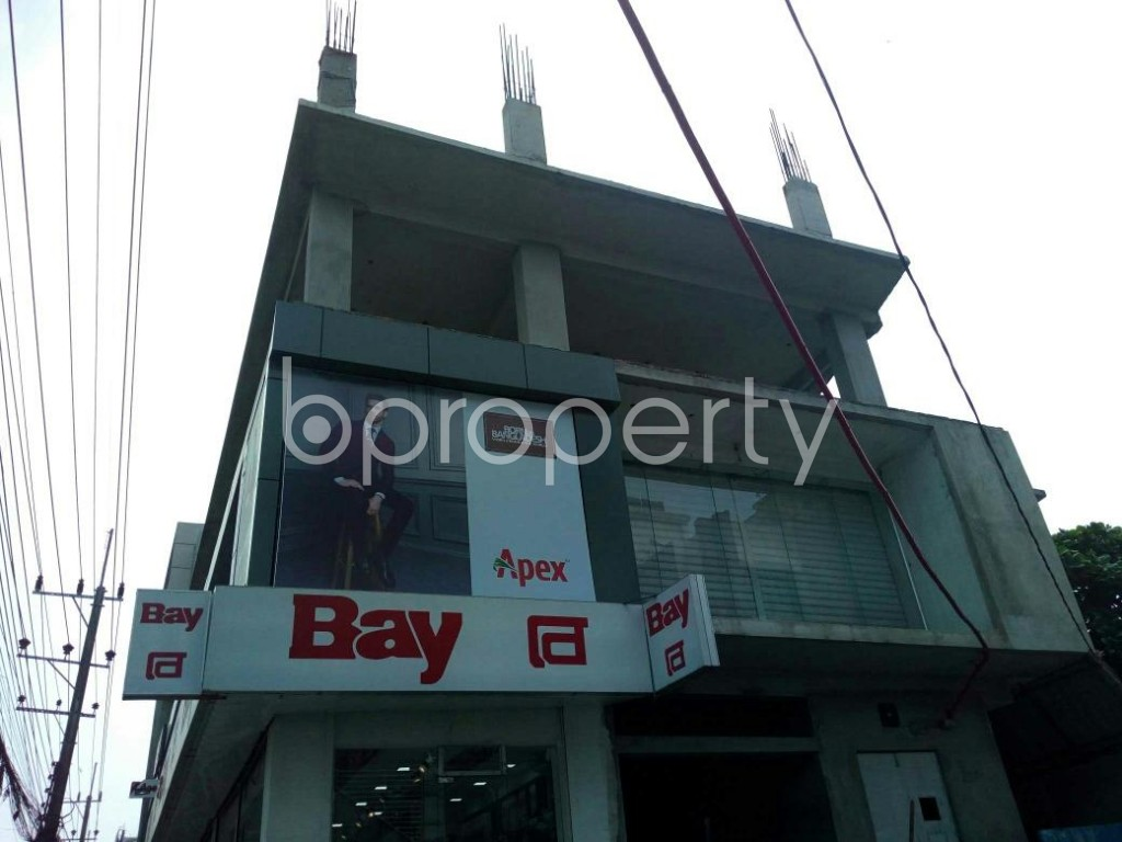 Outside view - Apartment for Sale in Halishahar, Chattogram - 1821449