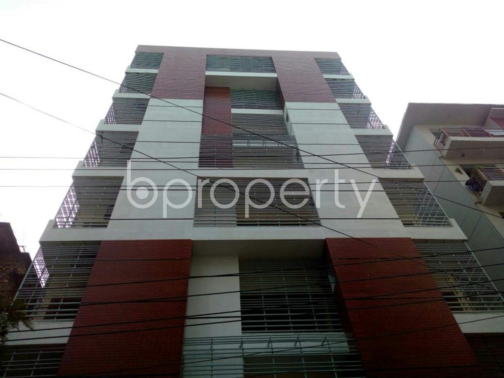 Front view - 3 Bed Apartment for Sale in Halishahar, Chattogram - 1821929