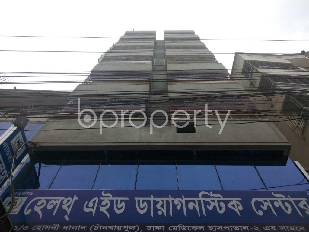 Front view - 3 Bed Apartment for Sale in Bangshal, Dhaka - 1822417