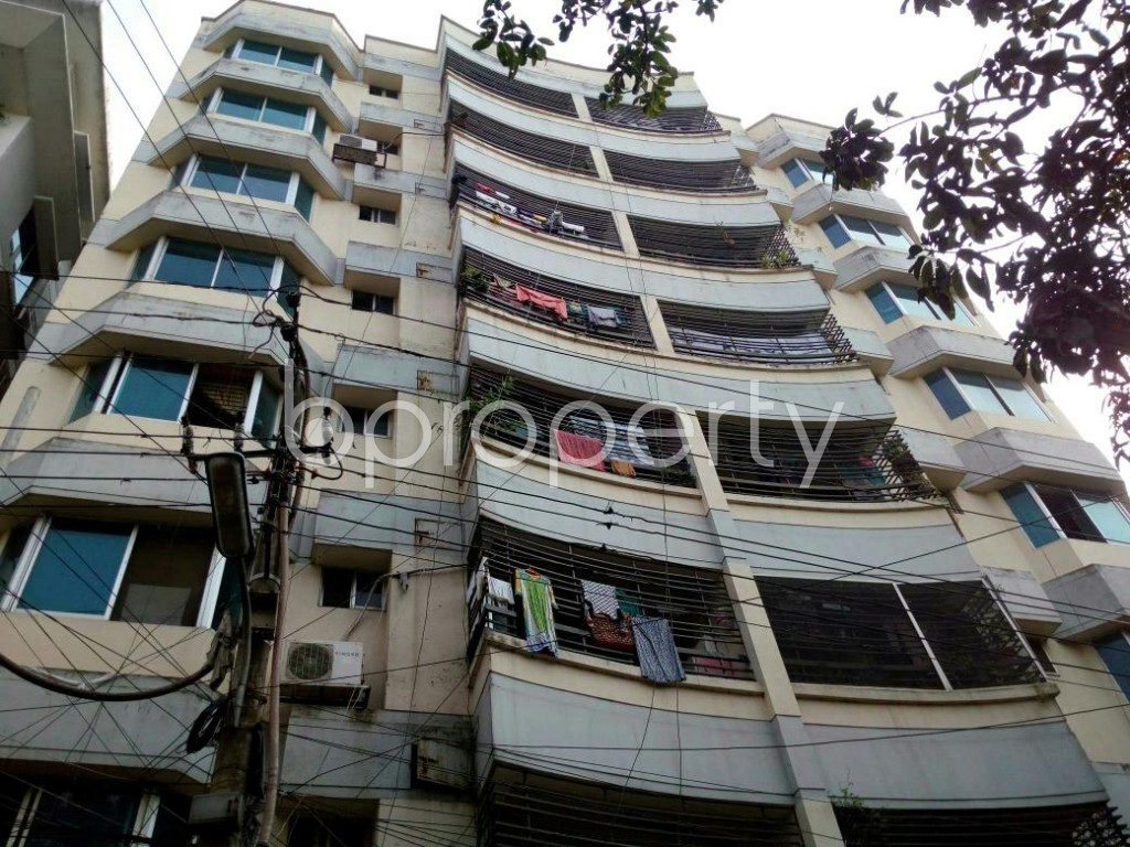 Outside view - 2 Bed Apartment for Sale in Lalmatia, Dhaka - 1823046