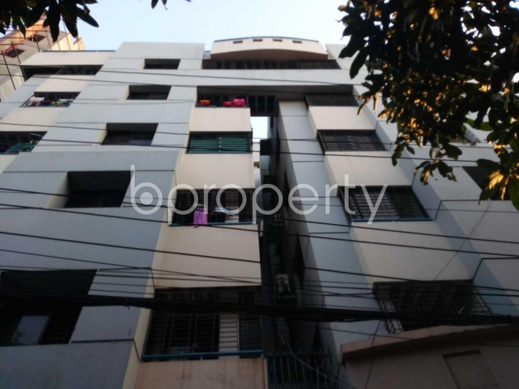 Front view - 3 Bed Apartment for Sale in Gulshan, Dhaka - 1824179