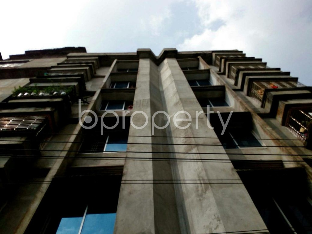 Front view - 3 Bed Apartment to Rent in Shasongacha, Cumilla - 1824257