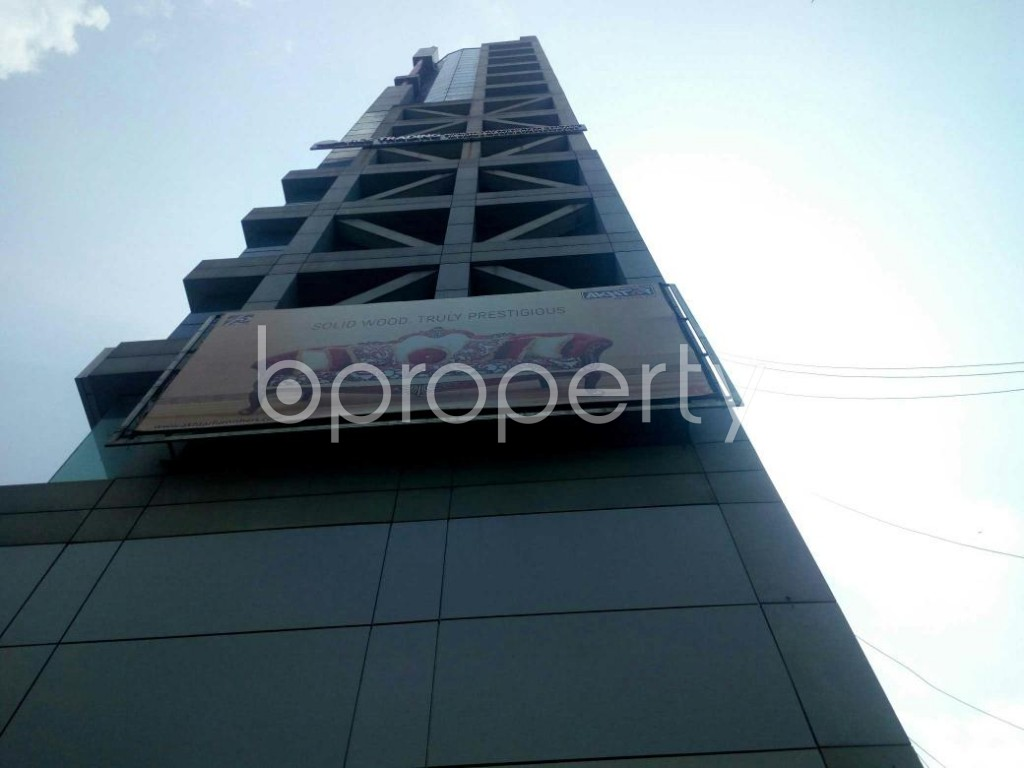 Outside view - Office for Sale in Kakrail, Dhaka - 1824647