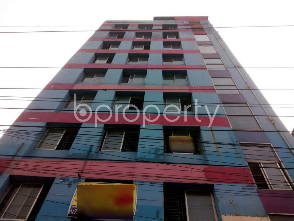 Front view - Shop to Rent in Mirpur, Dhaka - 1825182