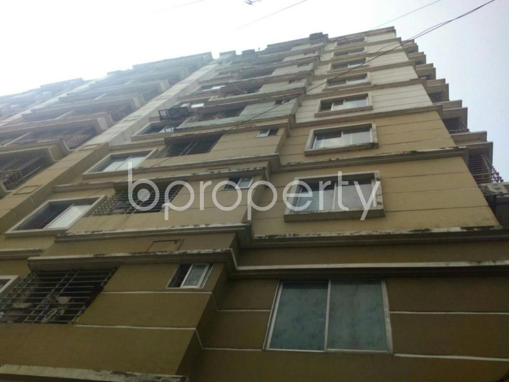 Outside view - 3 Bed Apartment for Sale in Double Mooring, Chattogram - 1825222