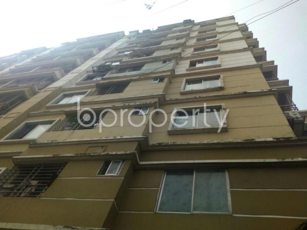 Outside view - 3 Bed Apartment for Sale in Double Mooring, Chattogram - 1825223