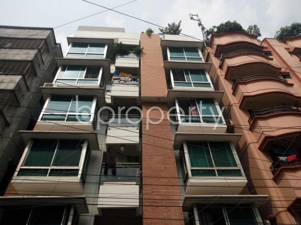 Outside view - 4 Bed Duplex to Rent in Nikunja, Dhaka - 1825405