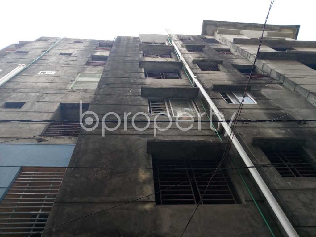 Front view - 5 Bed Apartment for Sale in Bakalia, Chattogram - 1825574