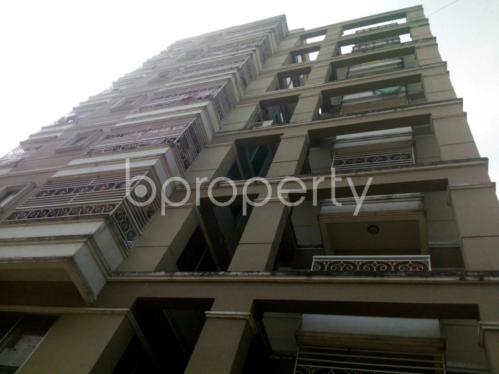Outside view - 3 Bed Apartment for Sale in East Nasirabad, Chattogram - 1825647