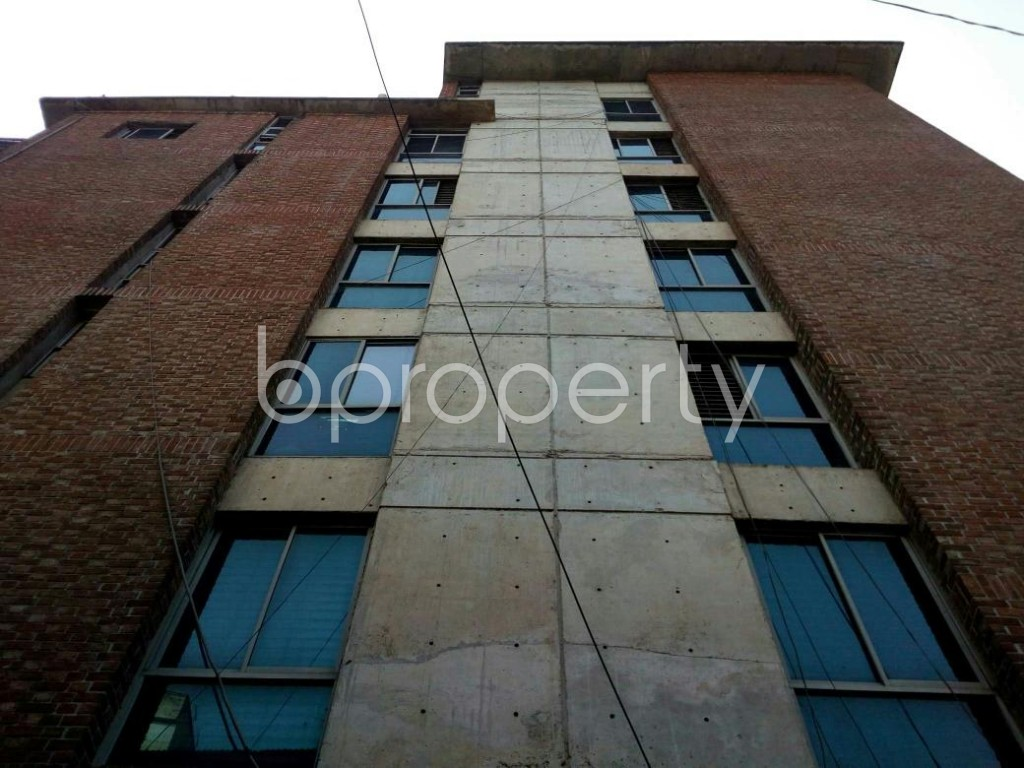 Outside view - Office for Sale in Kalabagan, Dhaka - 1825653