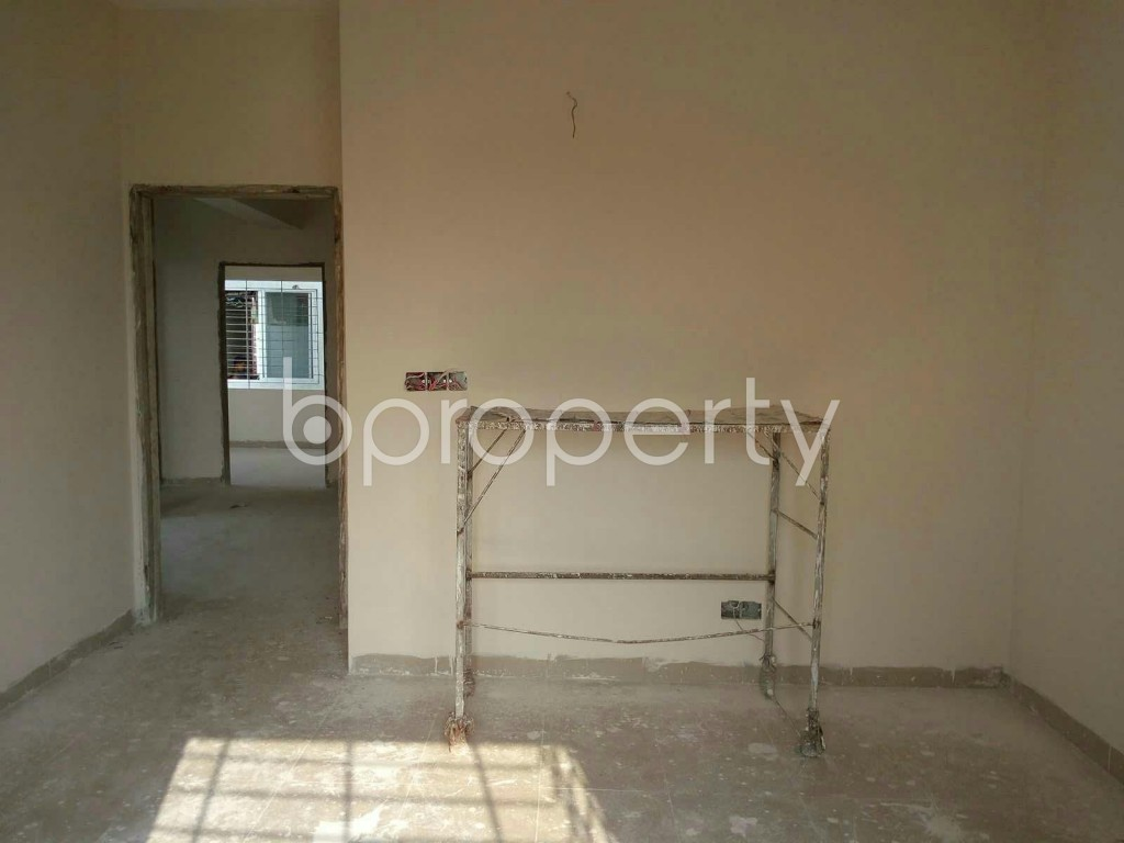 Bedroom - 3 Bed Apartment for Sale in Dhanmondi, Dhaka - 1825784