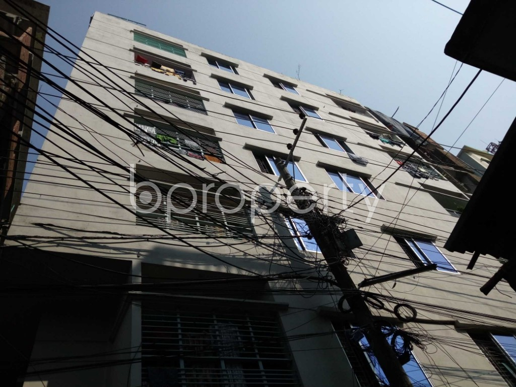 Front view - 2 Bed Apartment for Sale in Kazir Dewri, Chattogram - 1825829