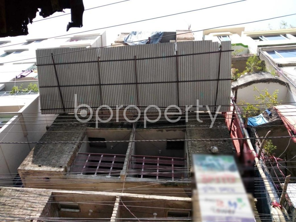 Front view - 3 Bed Apartment for Sale in Kazir Dewri, Chattogram - 1825914