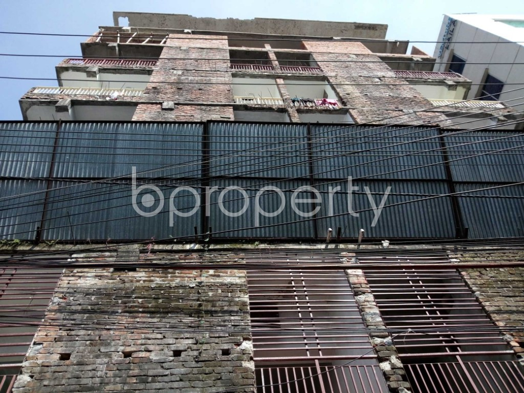 Front view - 1 Bed Apartment for Sale in Kazir Dewri, Chattogram - 1826212
