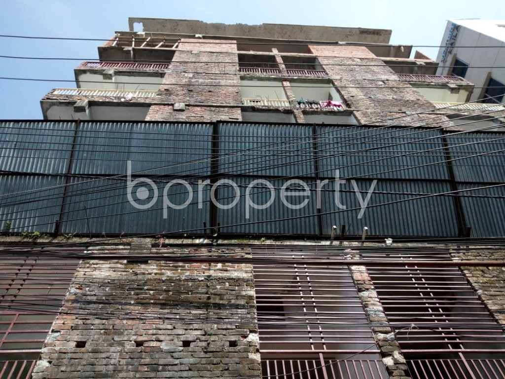 Front view - 2 Bed Apartment for Sale in Kazir Dewri, Chattogram - 1826215