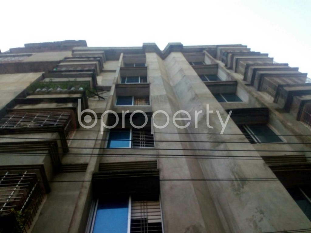 Front view - 3 Bed Apartment to Rent in Shasongacha, Cumilla - 1826933
