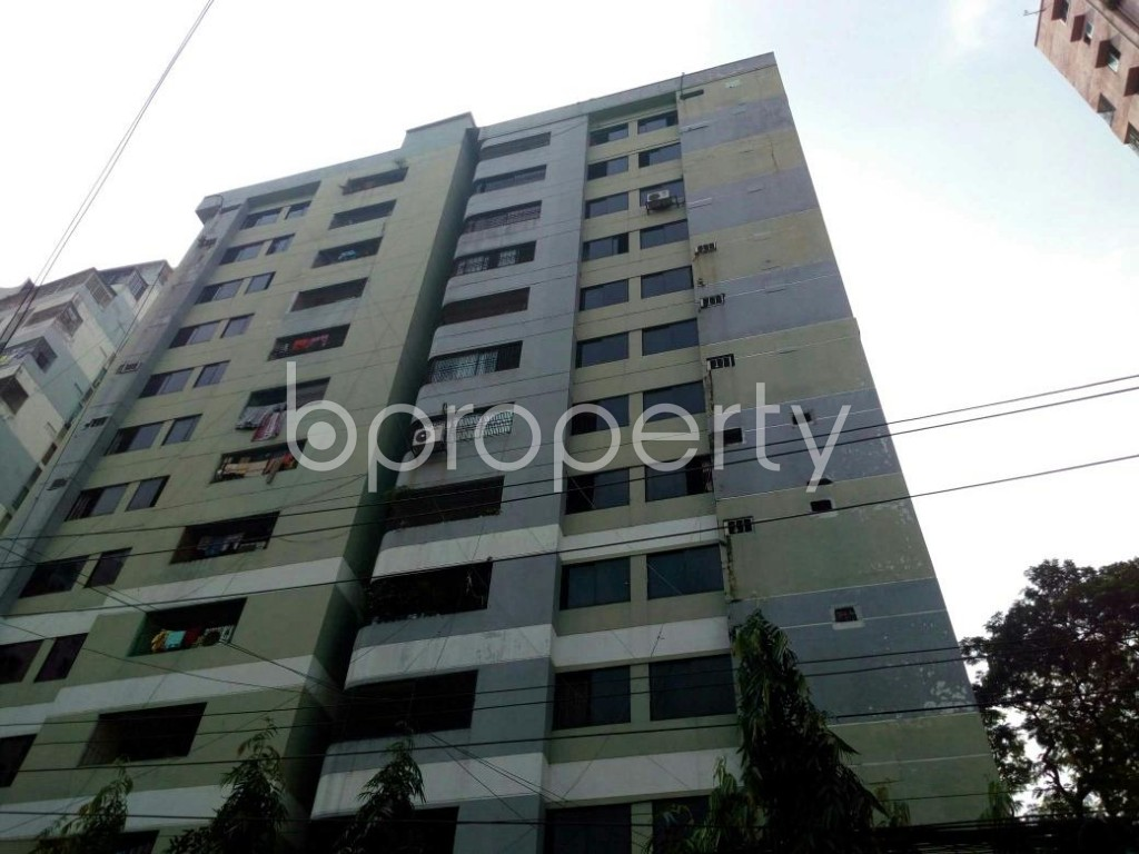 Outside view - 3 Bed Apartment for Sale in Shegunbagicha, Dhaka - 1827045