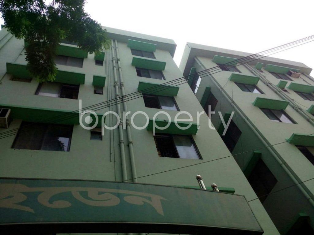 Outside view - 3 Bed Apartment for Sale in Shegunbagicha, Dhaka - 1827095