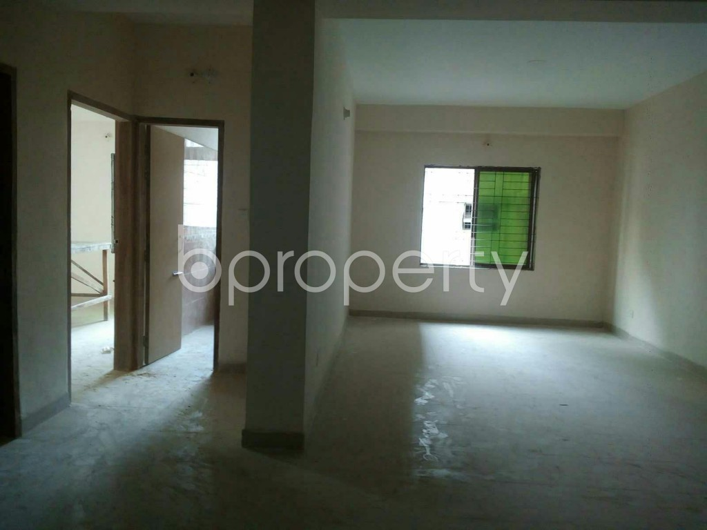 Dine/Dining - 3 Bed Apartment for Sale in North Shahjahanpur, Dhaka - 1827575