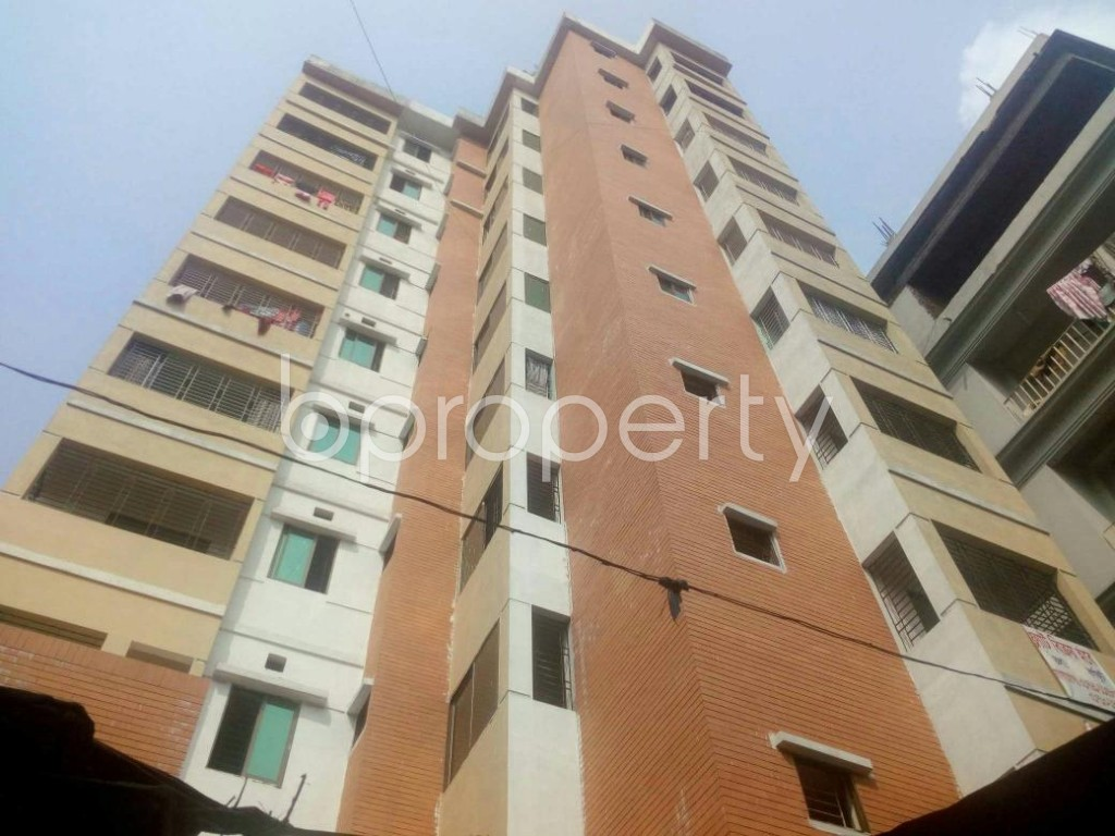 Outside view - 3 Bed Apartment for Sale in North Shahjahanpur, Dhaka - 1827619