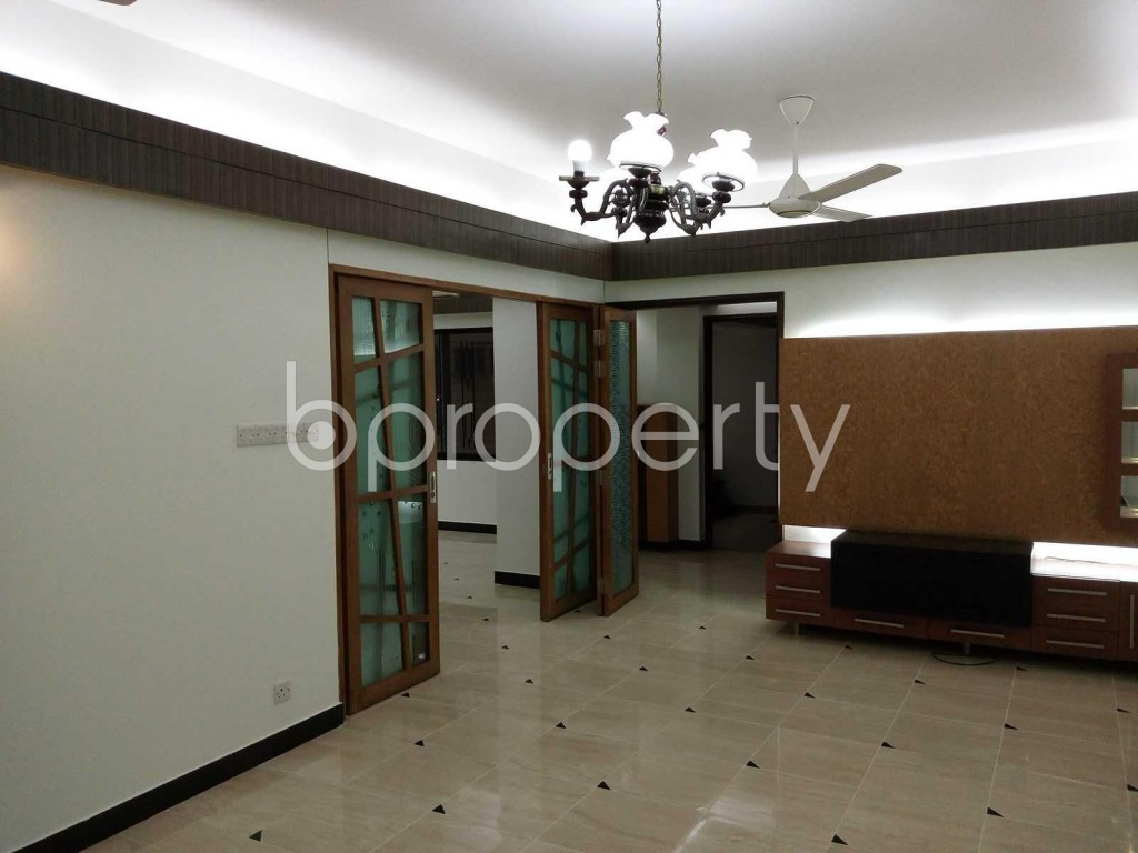 Empty Room - 3 Bed Apartment for Sale in Gulshan, Dhaka - 1827836