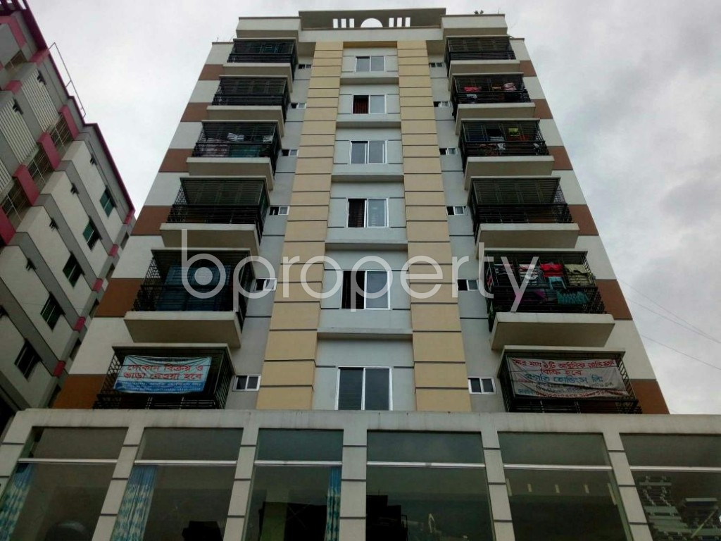 Front view - Shop for Sale in Dakshin Khan, Dhaka - 1828160