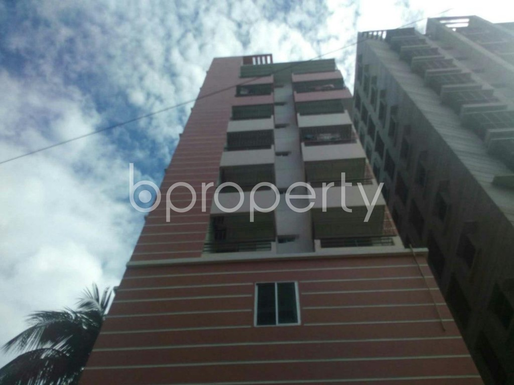 Front view - 3 Bed Apartment for Sale in Jhautola, Cumilla - 1828759