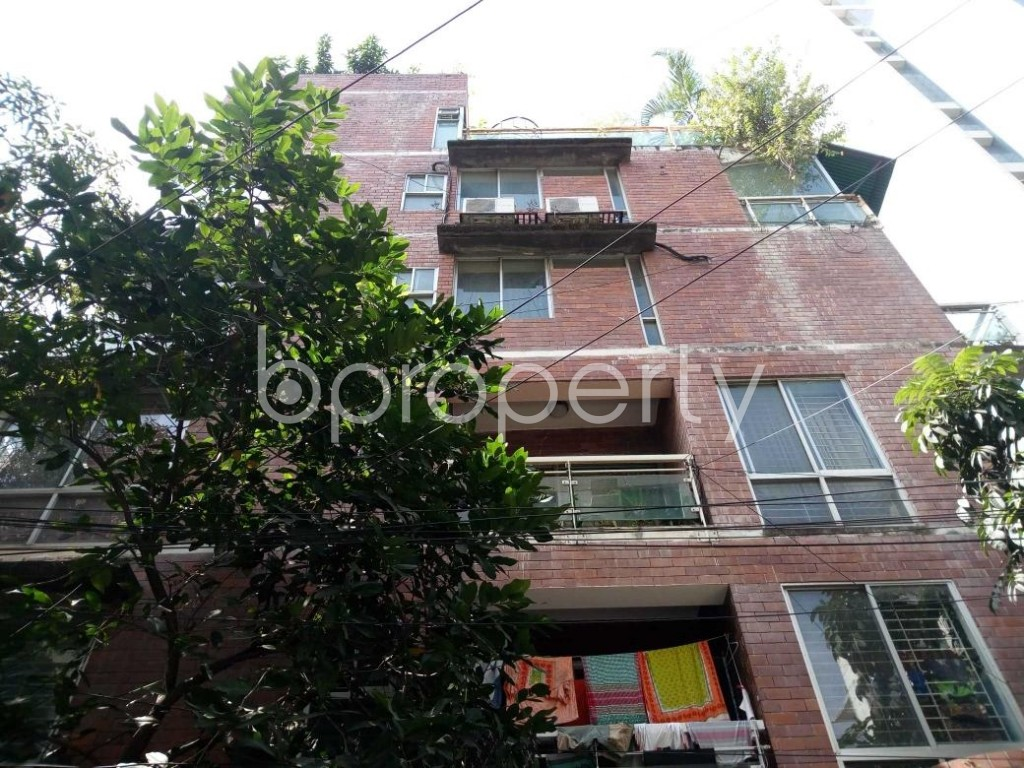 Front view - 3 Bed Apartment for Sale in Banani, Dhaka - 1828817
