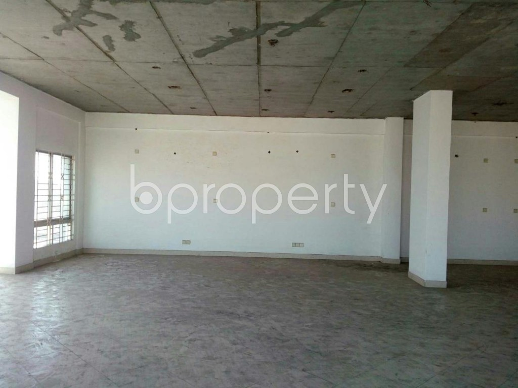 Commercial inside - Office for Sale in Uttara, Dhaka - 1829075