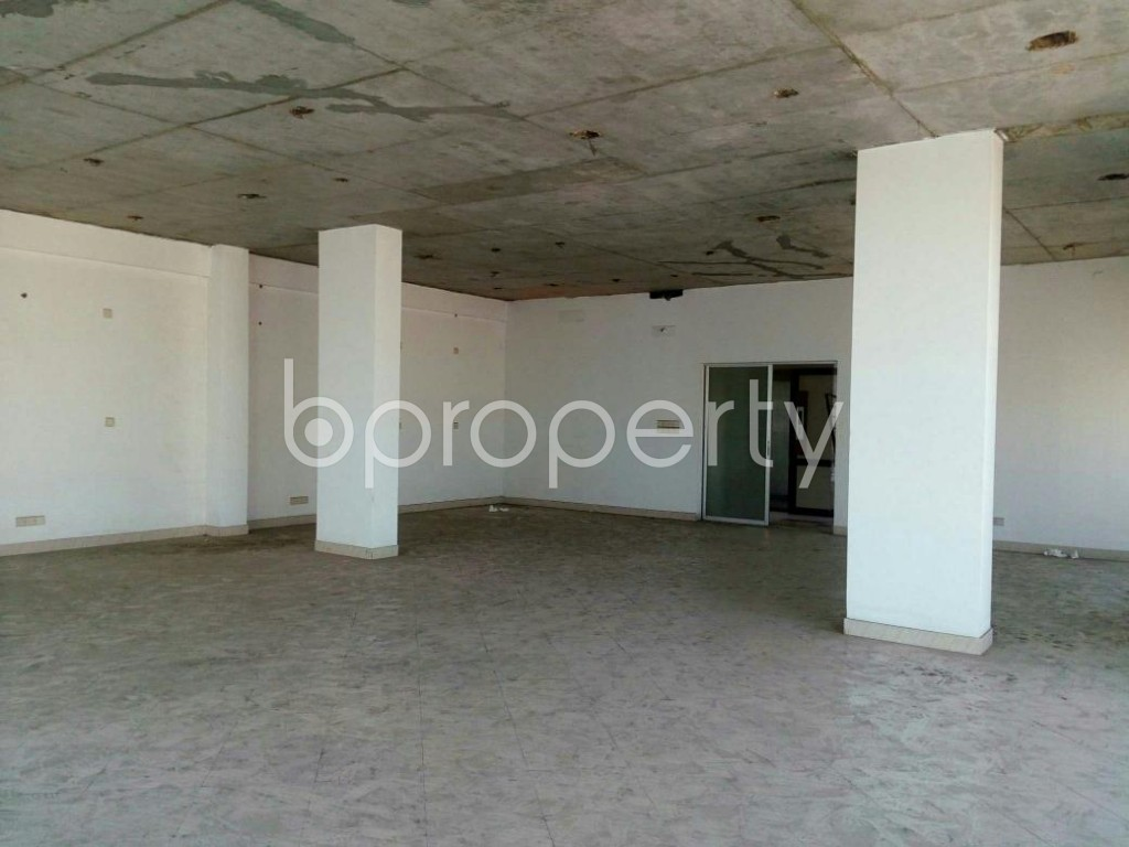 Commercial inside - Office for Sale in Uttara, Dhaka - 1829088