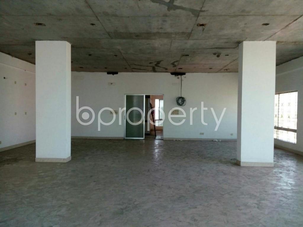 Commercial inside - Office for Sale in Uttara, Dhaka - 1829108