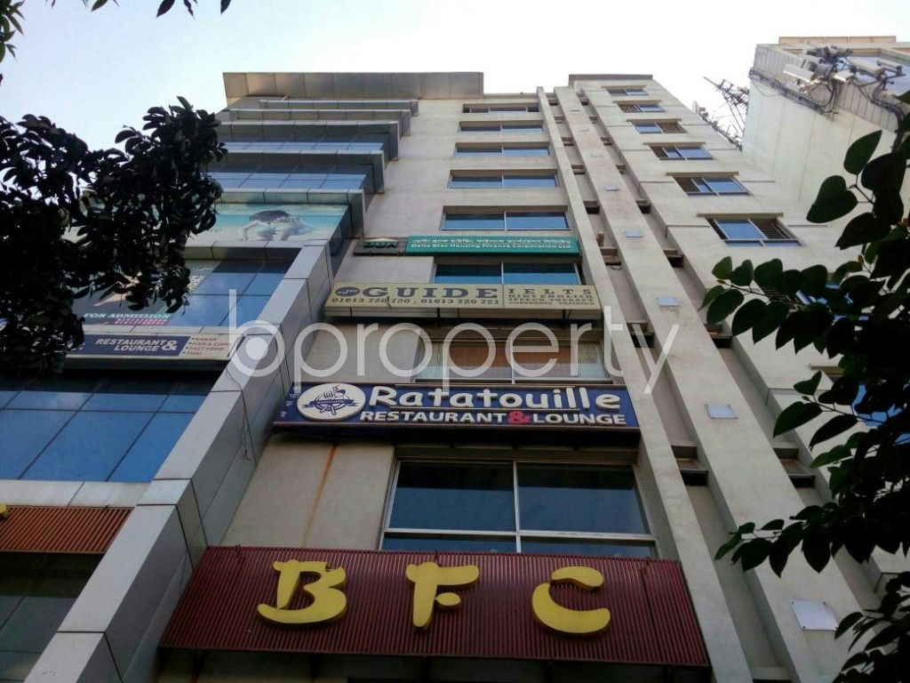 Front view - Office for Sale in Uttara, Dhaka - 1829113