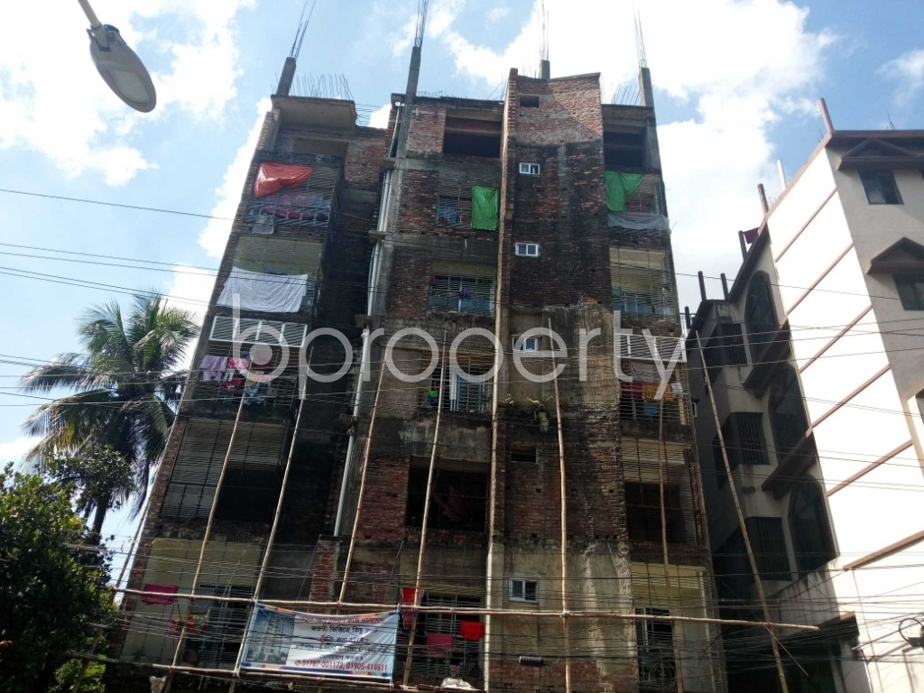 Front view - 3 Bed Apartment for Sale in Jamal Khan, Chattogram - 1829164