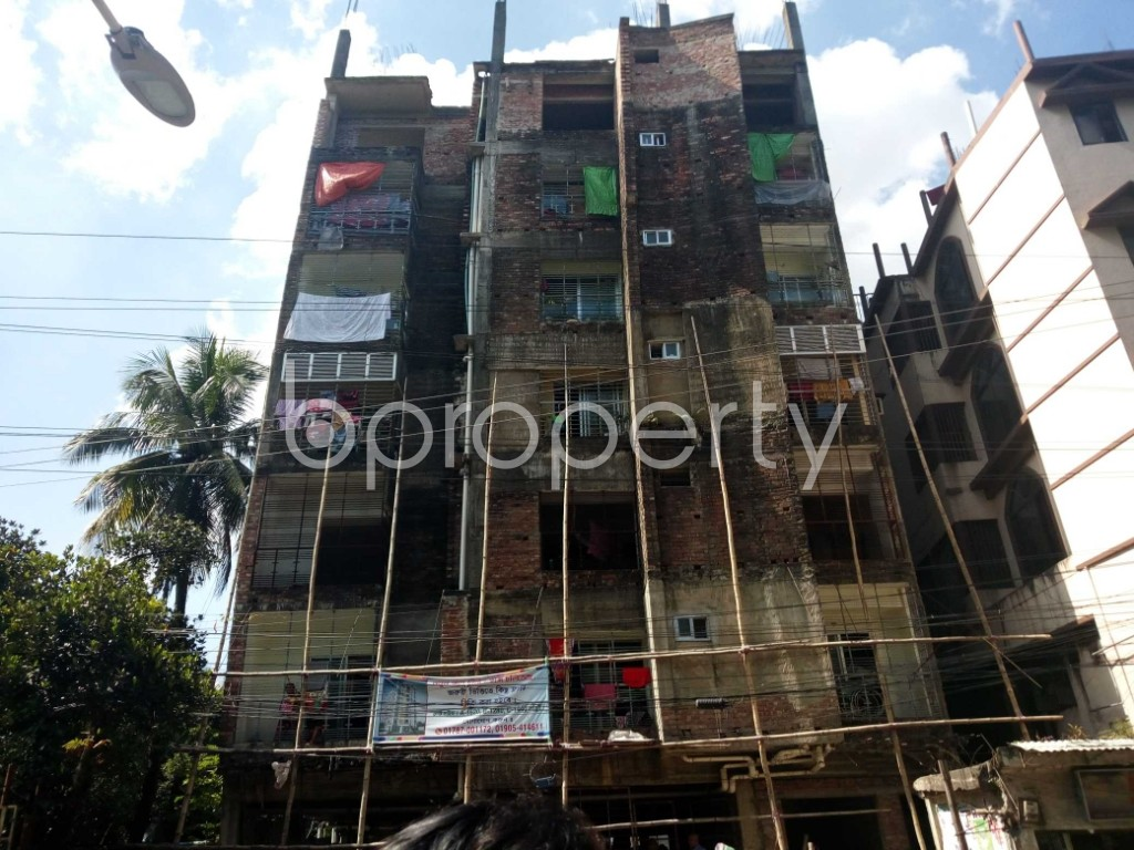 Front view - 3 Bed Apartment for Sale in Jamal Khan, Chattogram - 1829173