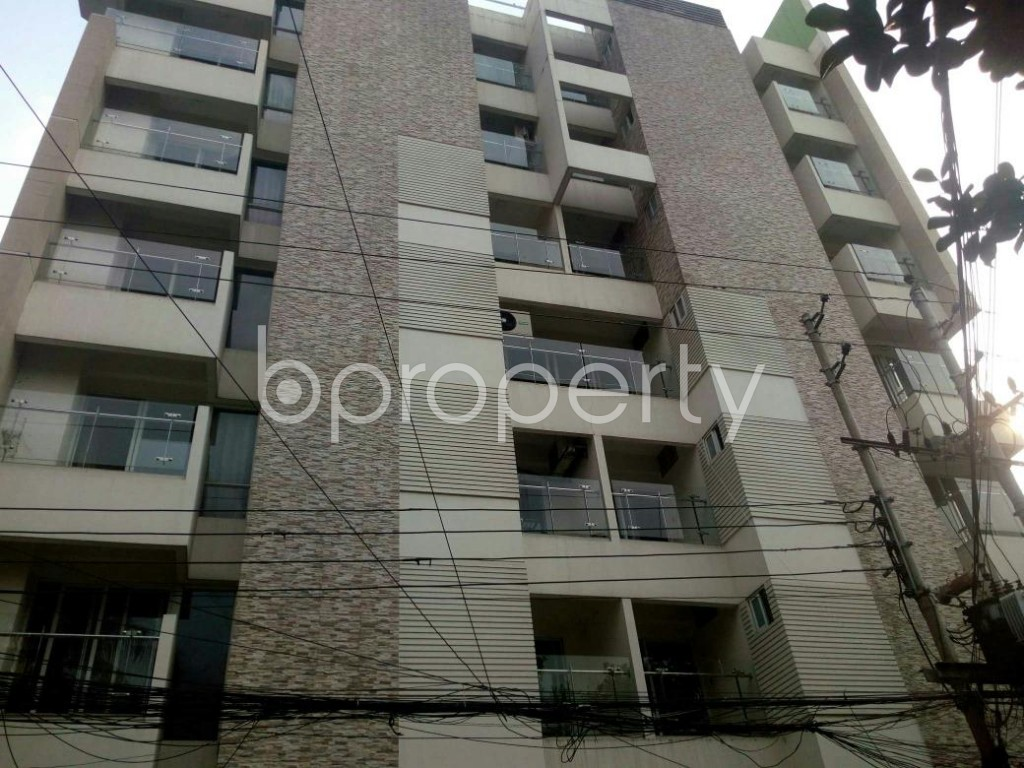 Image 1 - 3 Bed Apartment for Sale in Banani DOHS, Dhaka - 1829448