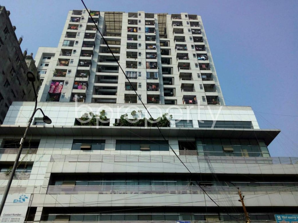 Outside view - Office for Sale in Motijheel, Dhaka - 1829482
