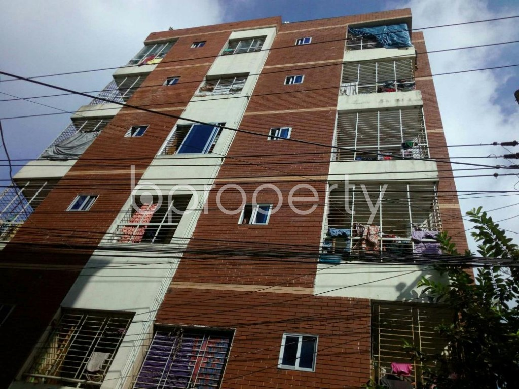 Outside view - 3 Bed Apartment for Sale in Muradpur, Chattogram - 1829733