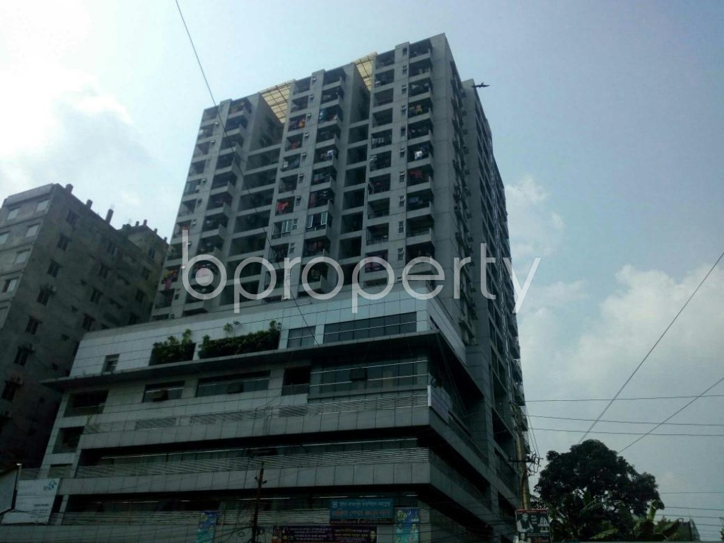 Outside view - Office for Sale in Motijheel, Dhaka - 1829741