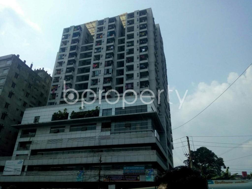 Outside view - Office for Sale in Motijheel, Dhaka - 1829767