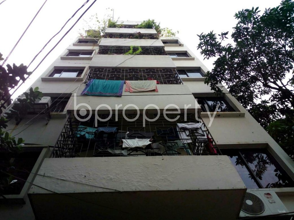 Front view - 2 Bed Apartment for Sale in Dhanmondi, Dhaka - 1830113
