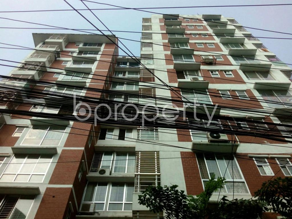 Outside view - 3 Bed Apartment for Sale in 15 No. Bagmoniram Ward, Chattogram - 1830552