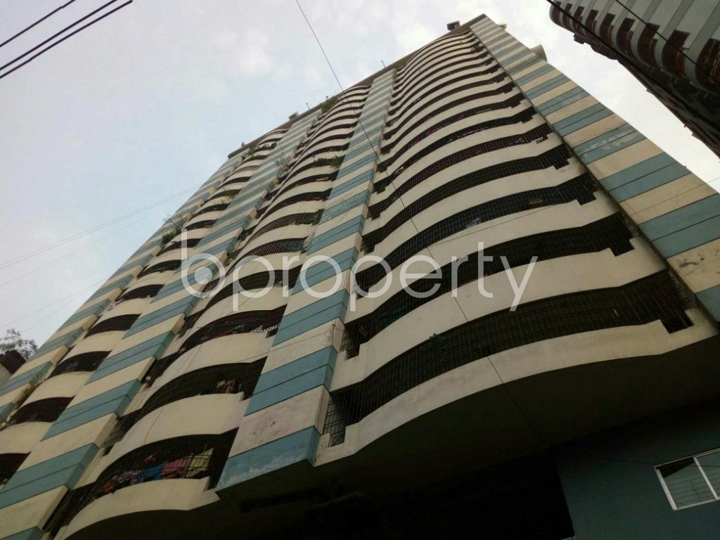 Outside view - 3 Bed Apartment for Sale in Dhanmondi, Dhaka - 1830629