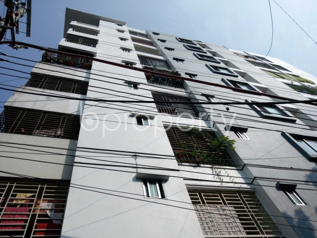 Outside view - 3 Bed Apartment for Sale in 22 No. Enayet Bazaar Ward, Chattogram - 1830919