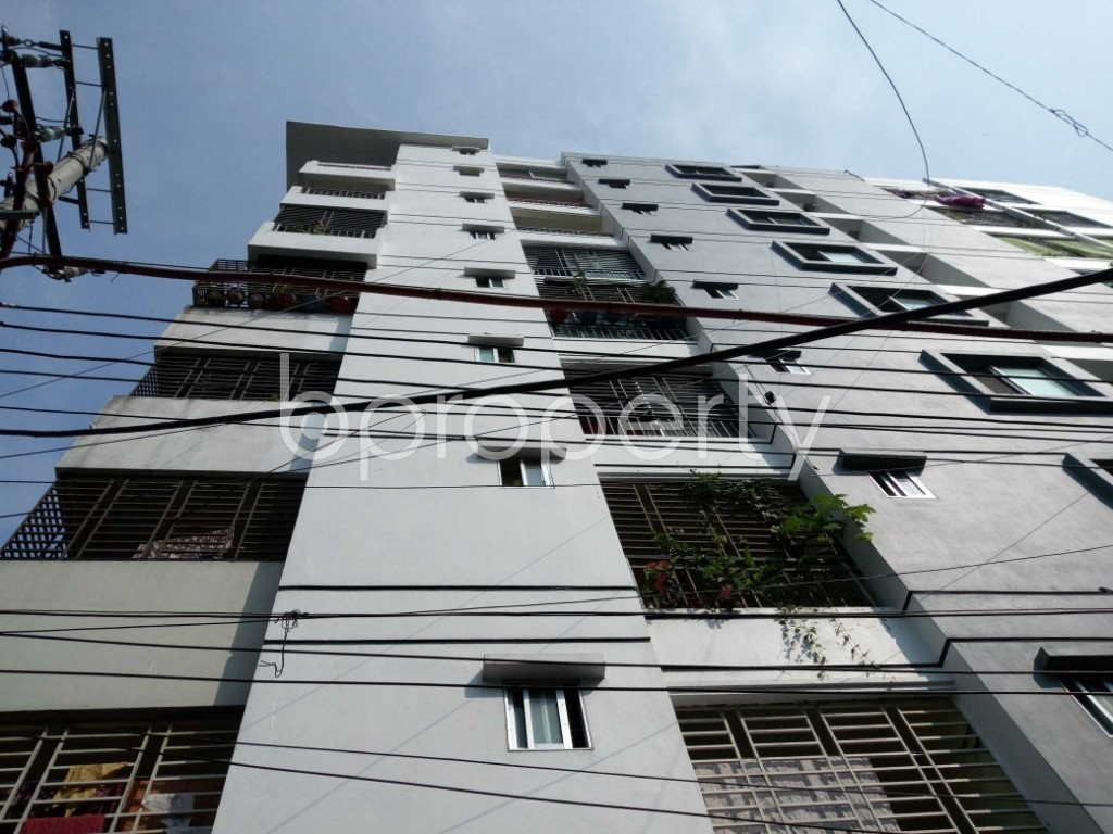 Outside view - 3 Bed Apartment for Sale in 22 No. Enayet Bazaar Ward, Chattogram - 1830920