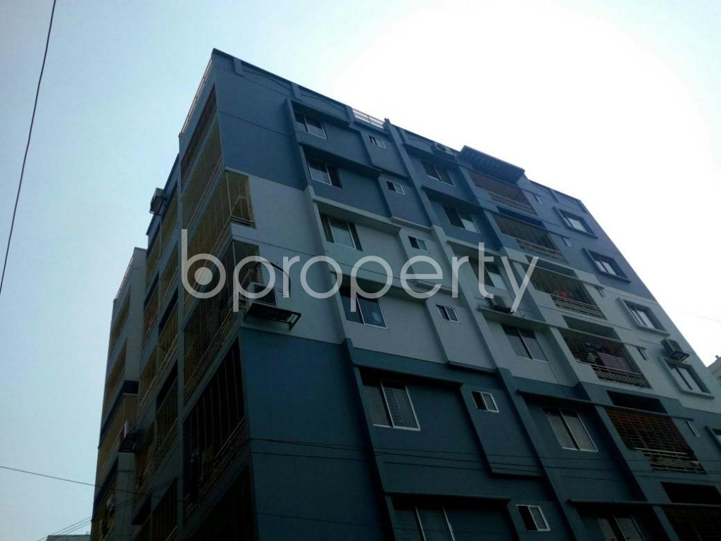 Outside view - 3 Bed Apartment for Sale in South Khulsi, Chattogram - 1831363